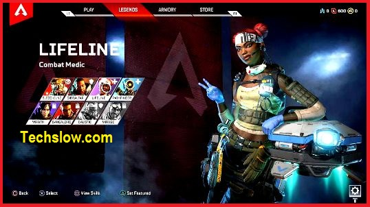 Recommended PC requirements for Apex Legends