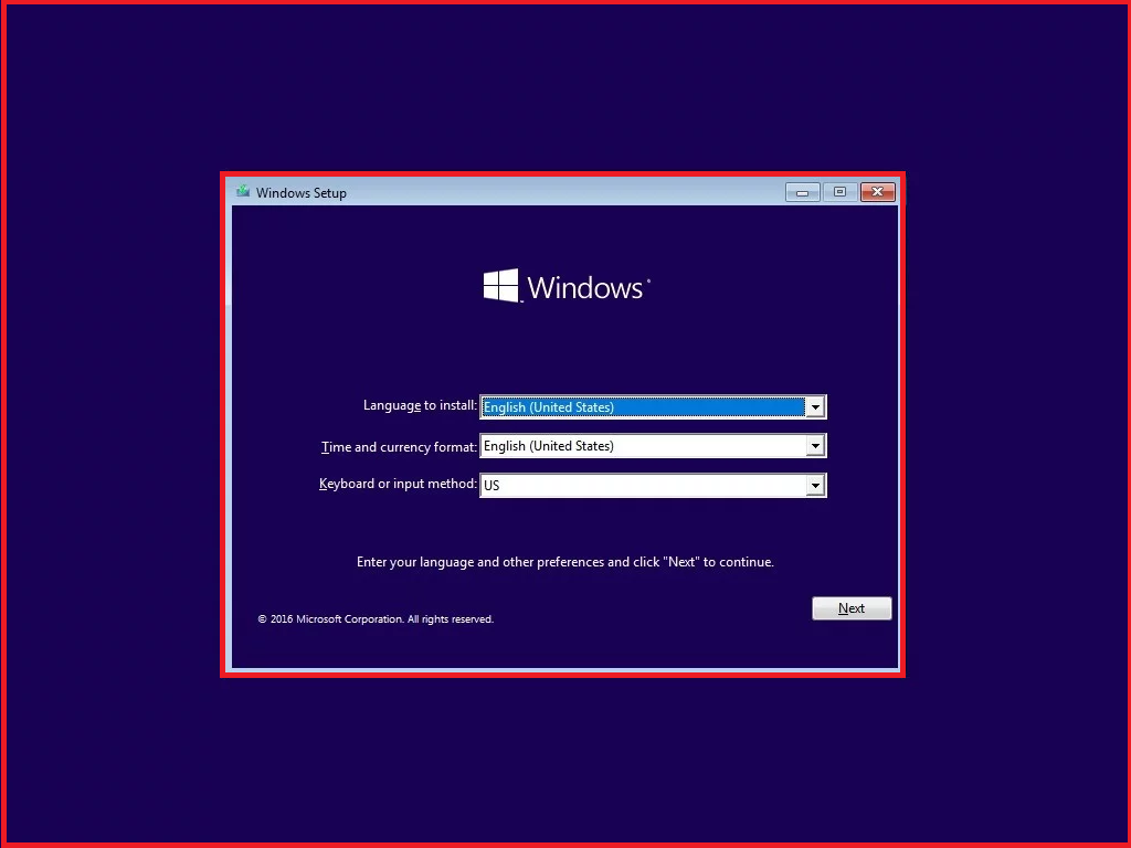 how to clean install windows 10 from windows 7