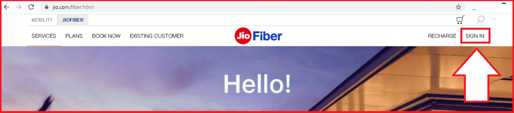 how to check balance on jiofi router